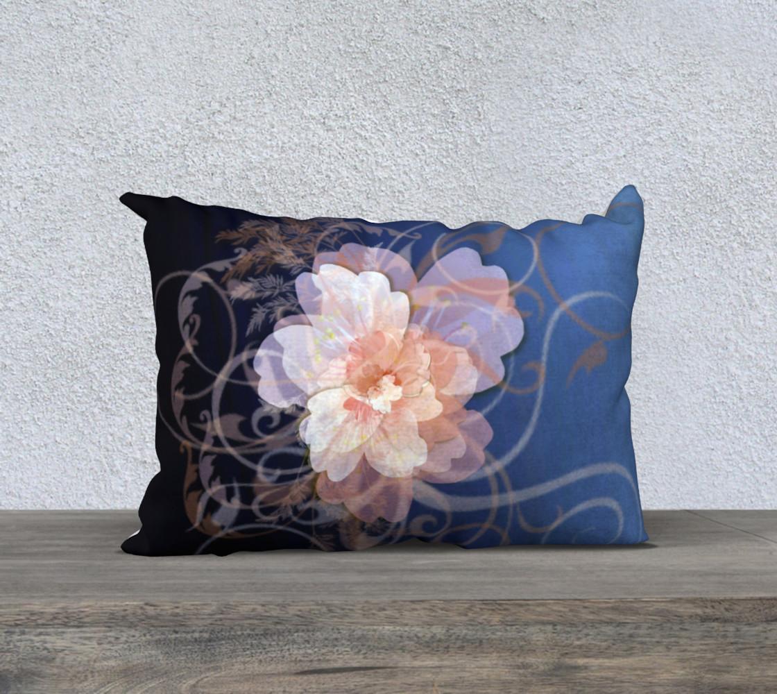 FlowerPop Pillow preview #1