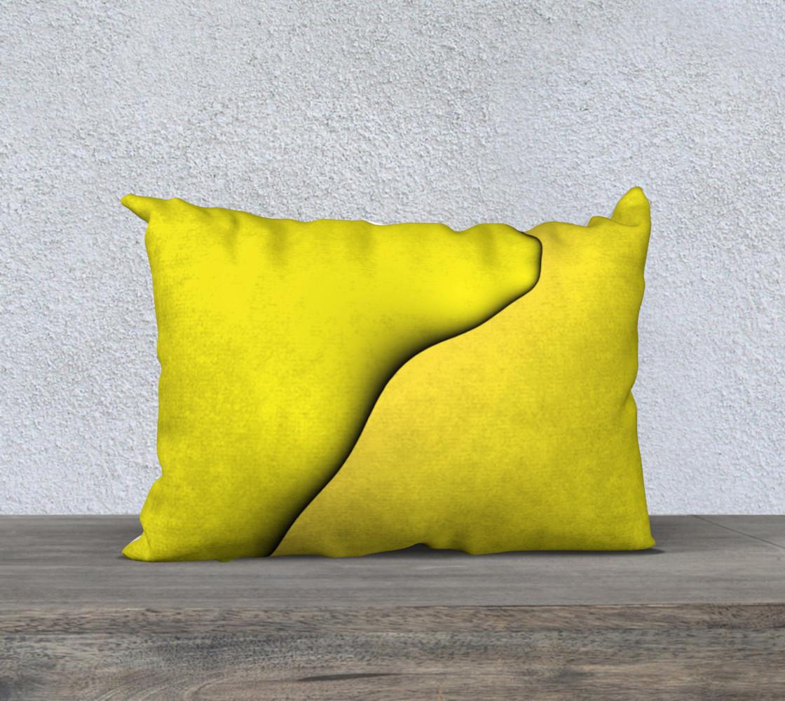 Aperçu de Liquid Sunshine Pillow Case Rectangle #1