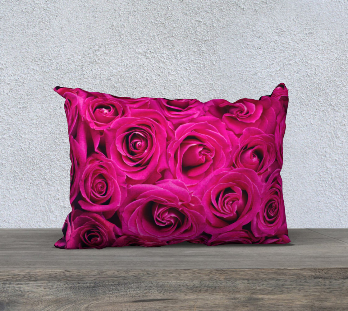 Hot Pink Roses preview #1