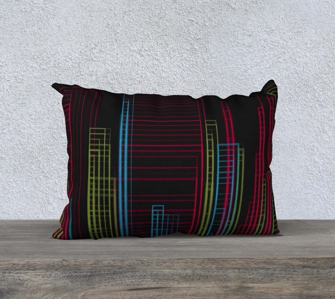 City Slicker Pillow preview #1