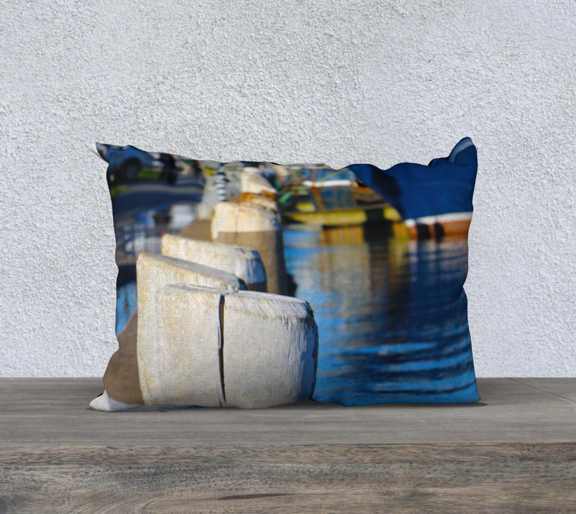 Aperçu de summer post pillow case #1