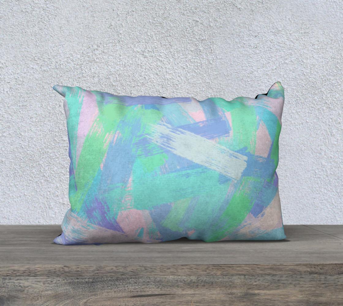 Aperçu de abstract multicolor brush strokes texture #1