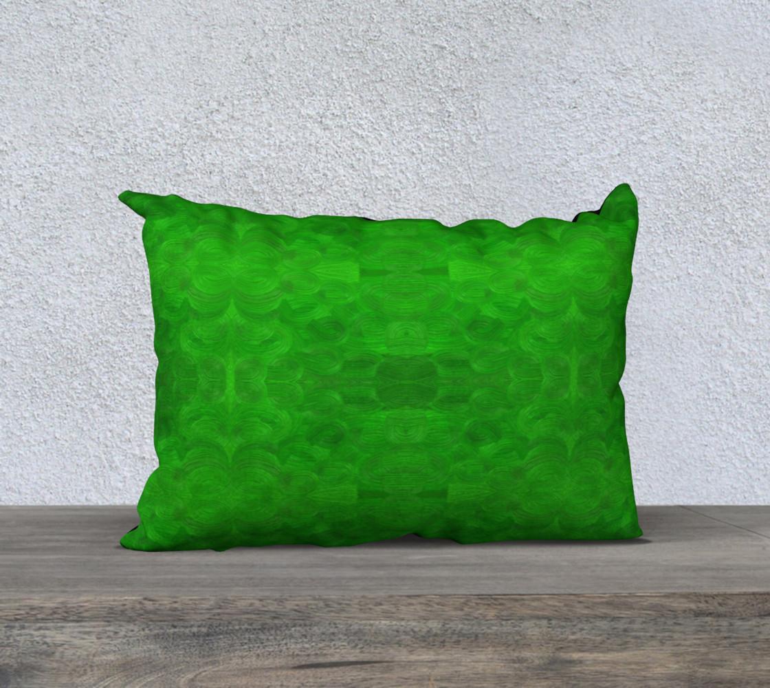 Aperçu de abstract hand-drawn green texture. #1