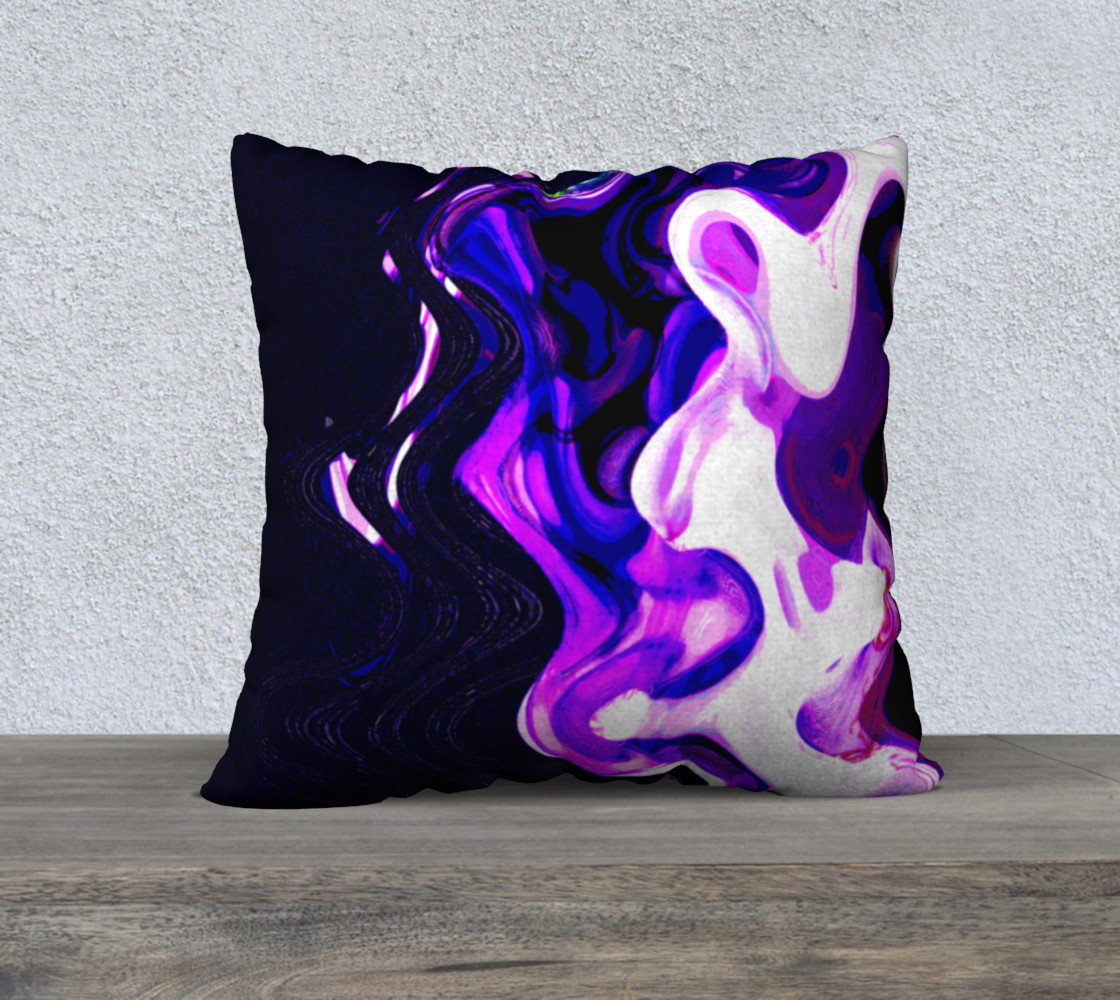 Aperçu de And You Thought You Knew 22 x 22 Pillow Case #1