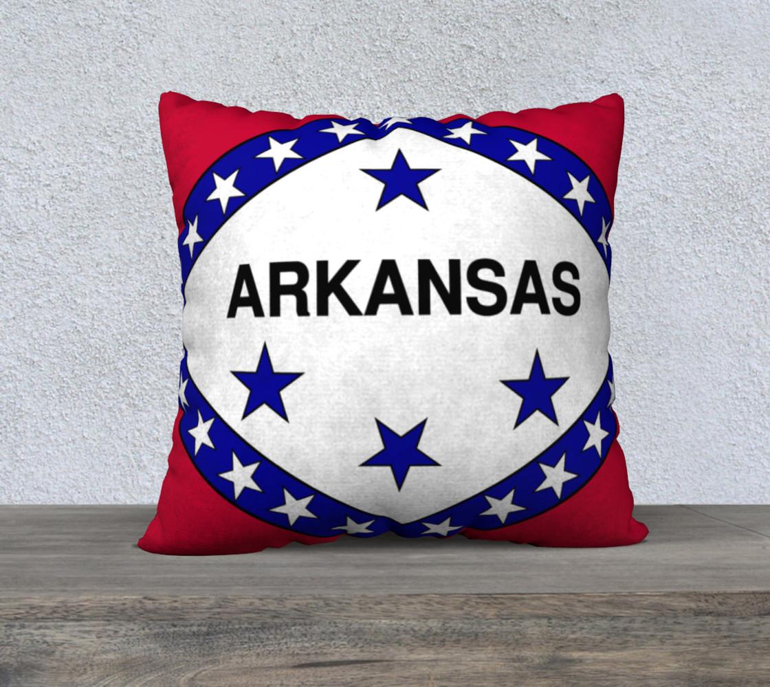 Arkansas Flag preview #1