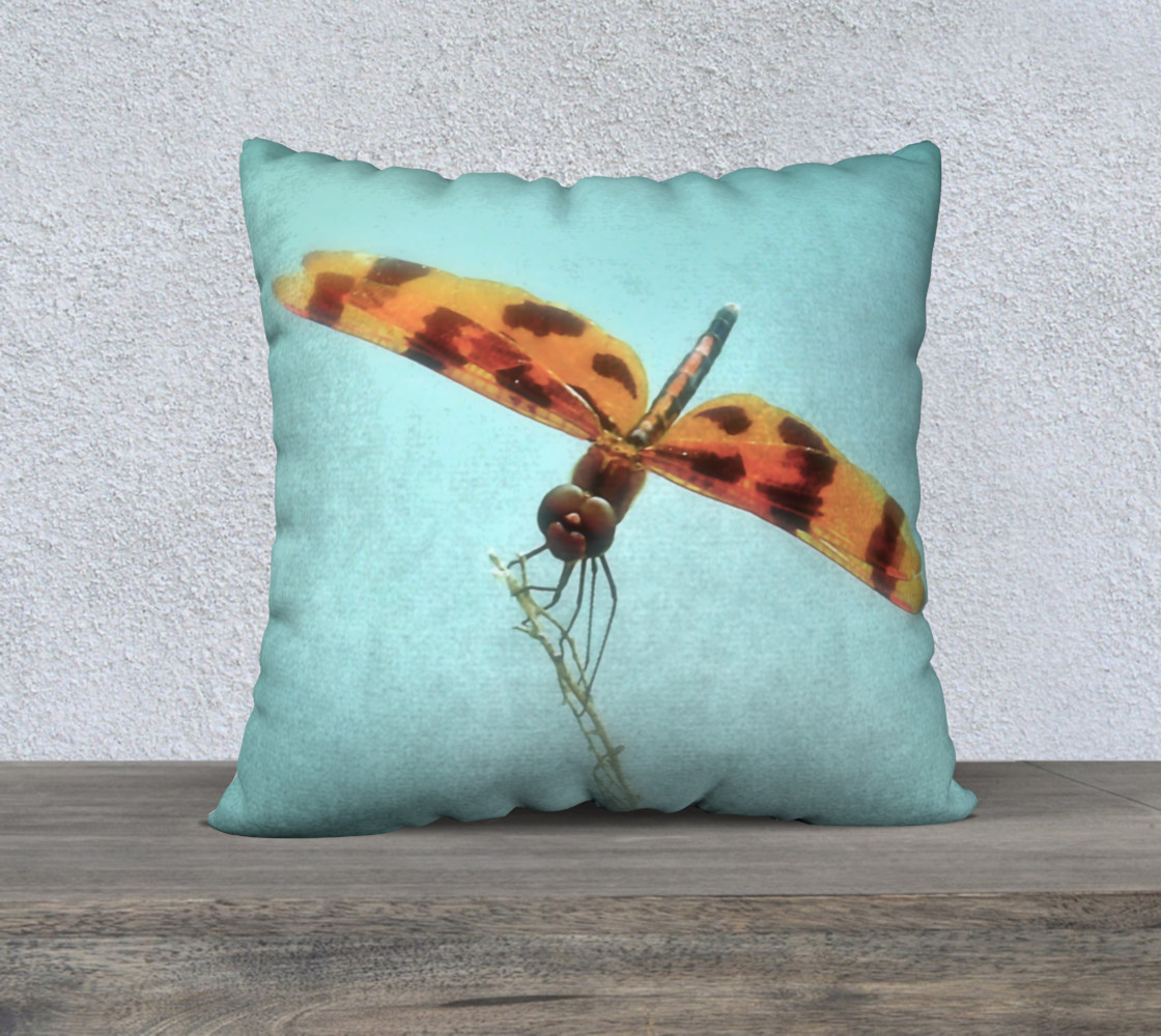Aperçu de Tiger Dragonfly II #1
