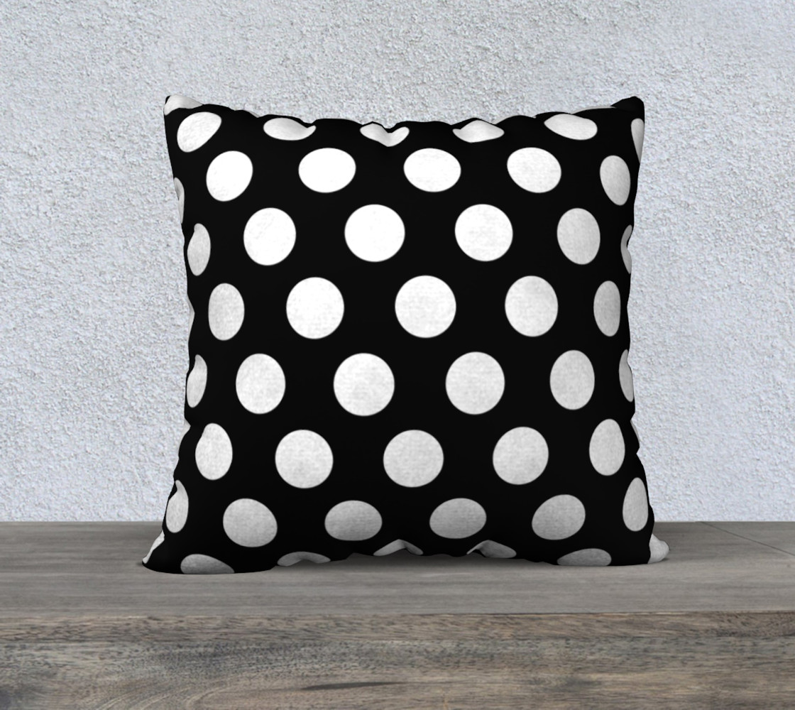 Effervescence 22 x 22 Pillow Case preview #1