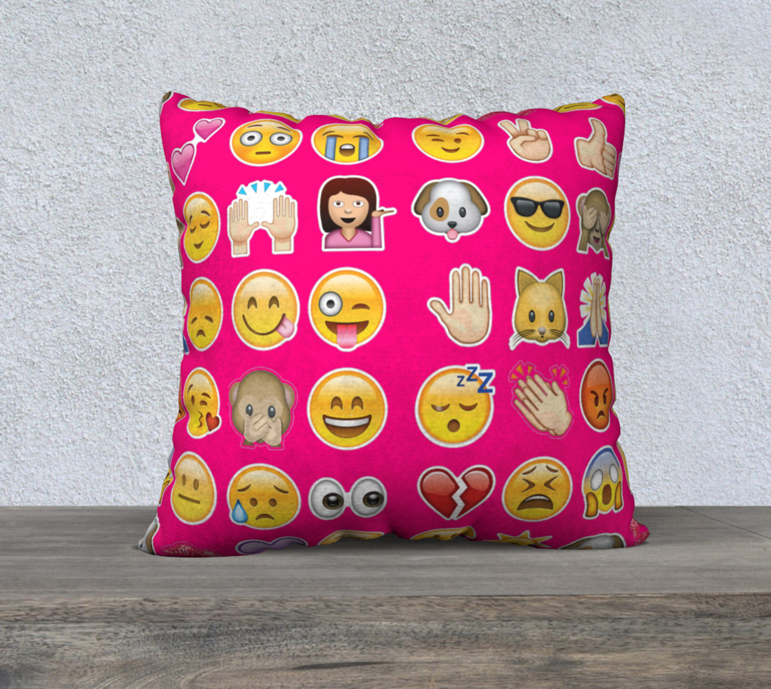 Aperçu de pink emoji #1