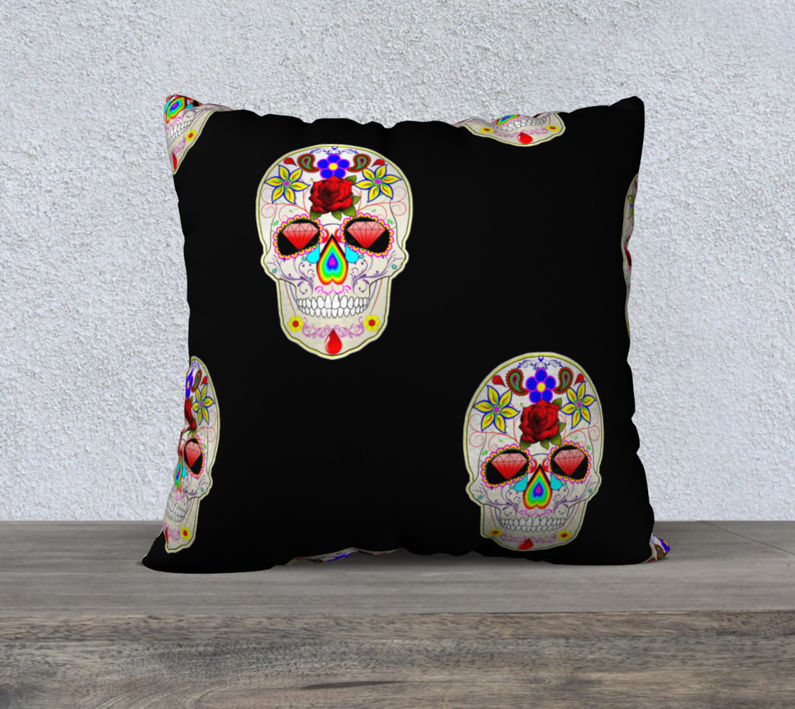 mexican sugar skull preview #1
