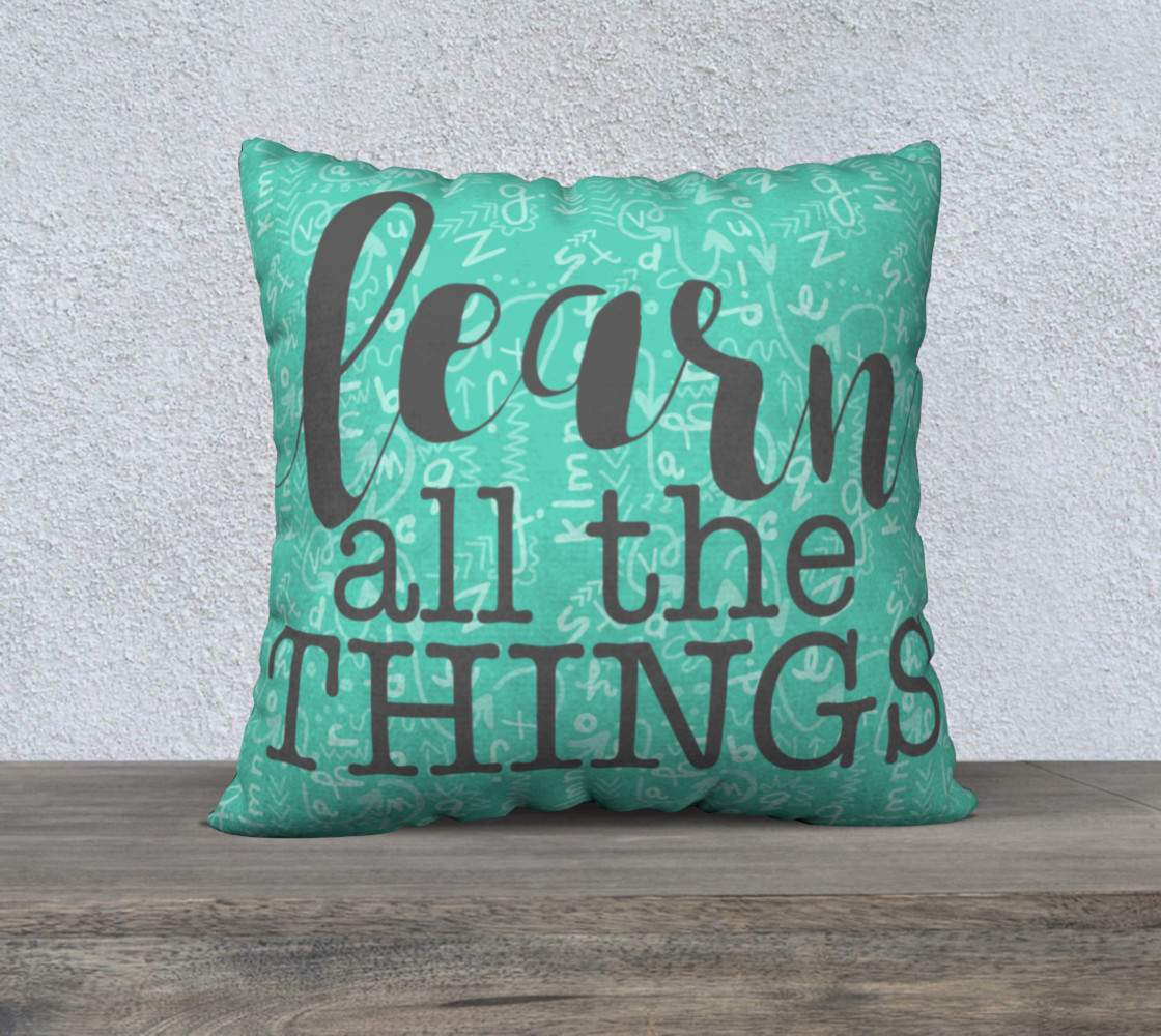 Aperçu de Learn All The Things #1