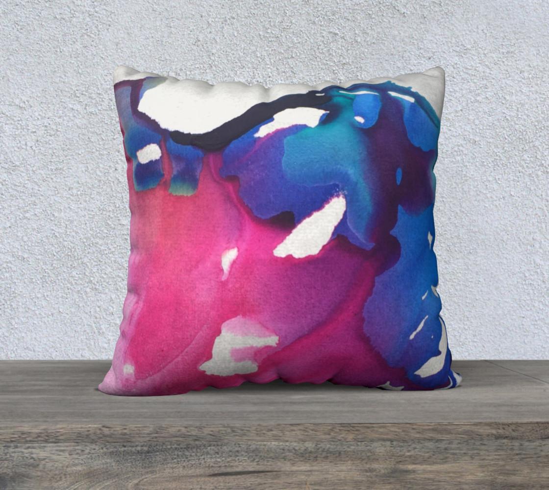 Maui Meditations Pillow Square preview #1