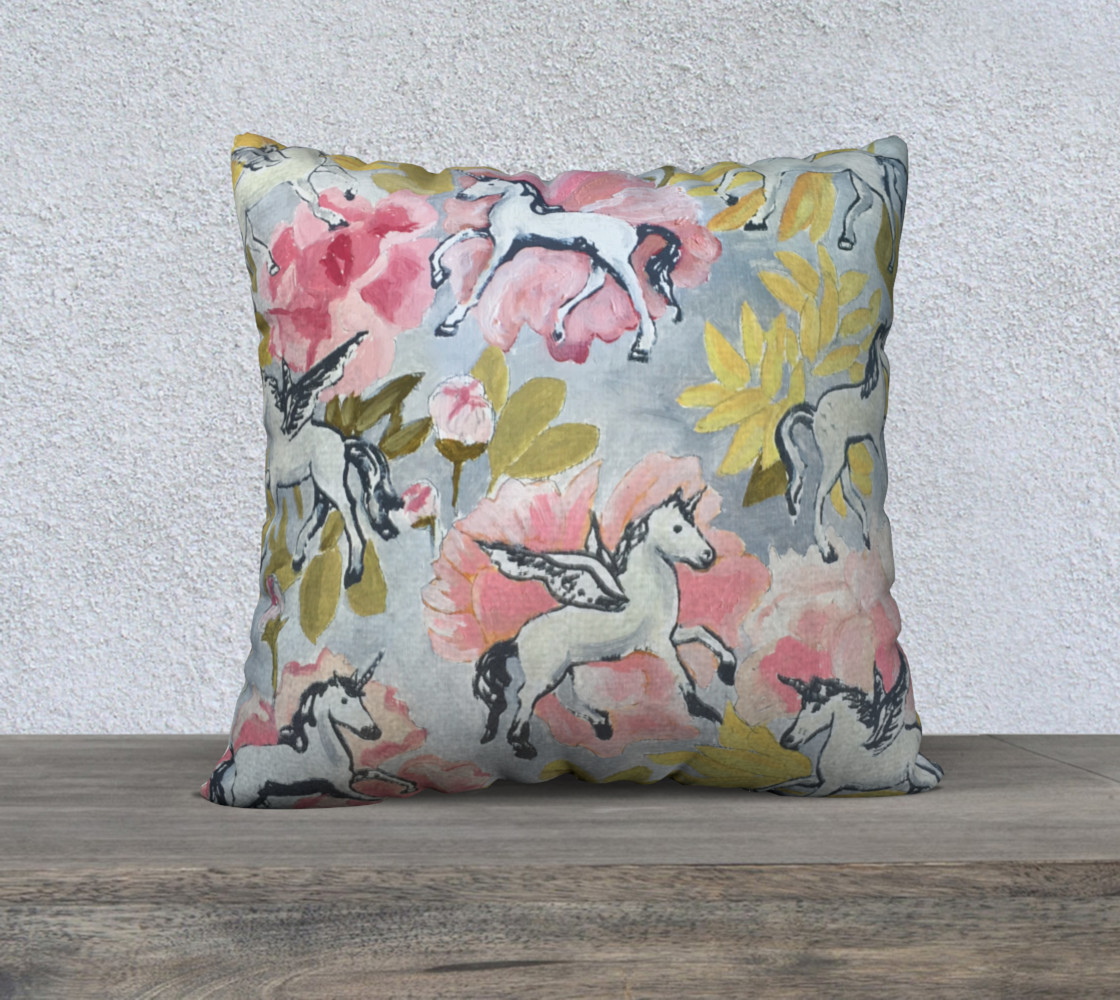 Ponies and Peonies preview #1