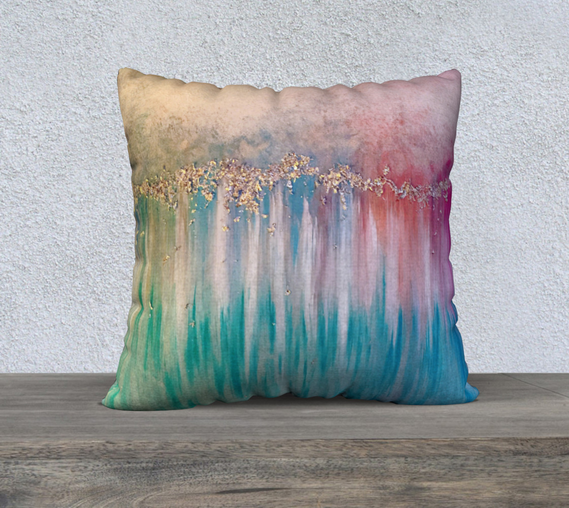 """The Love Frequency 20x20"""" Pillow preview #1"""