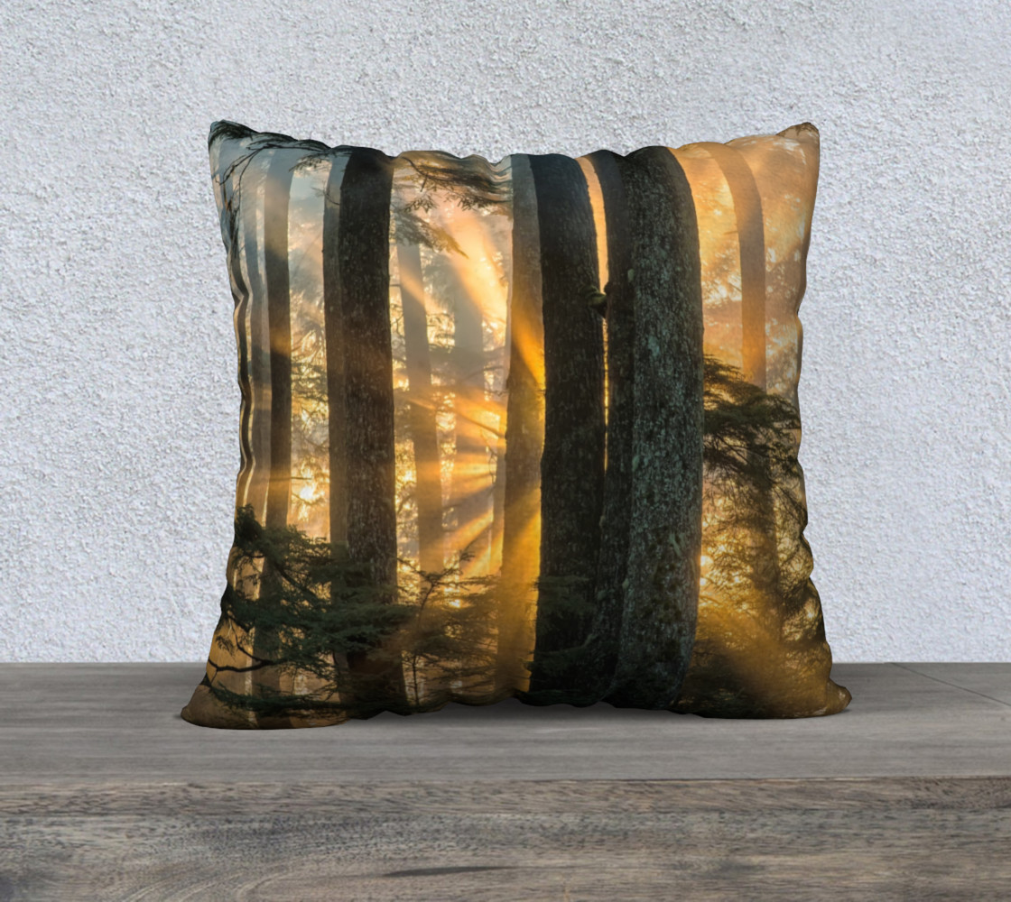 Sacred Grove Pillow Case preview #1