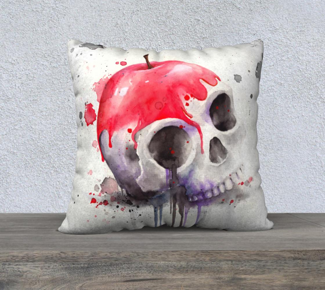 Aperçu de My apple - Pillow #1