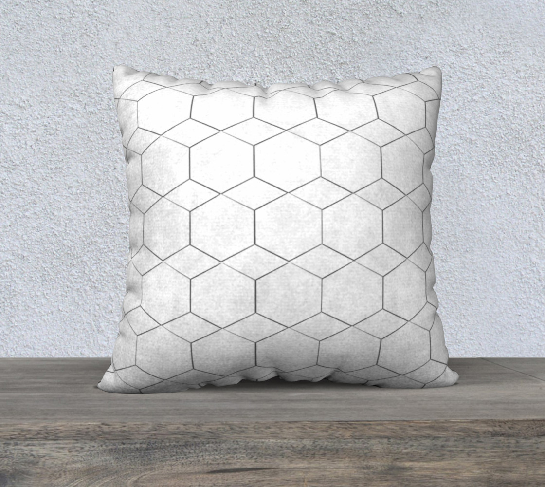 Honeycomb Diamond pattern preview #1