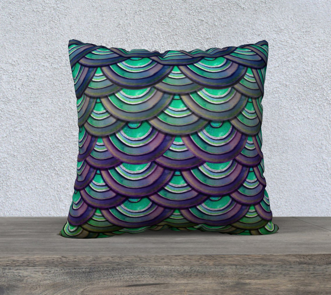 Mermaid Pillow Case 2 preview #1