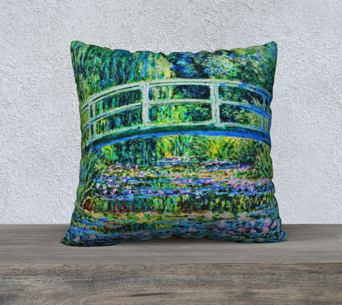 Aperçu de Monet - Water Lily Pond #1
