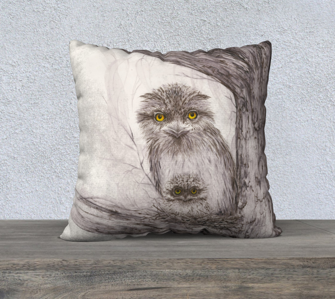 Tawny Frogmouth 2 preview #1
