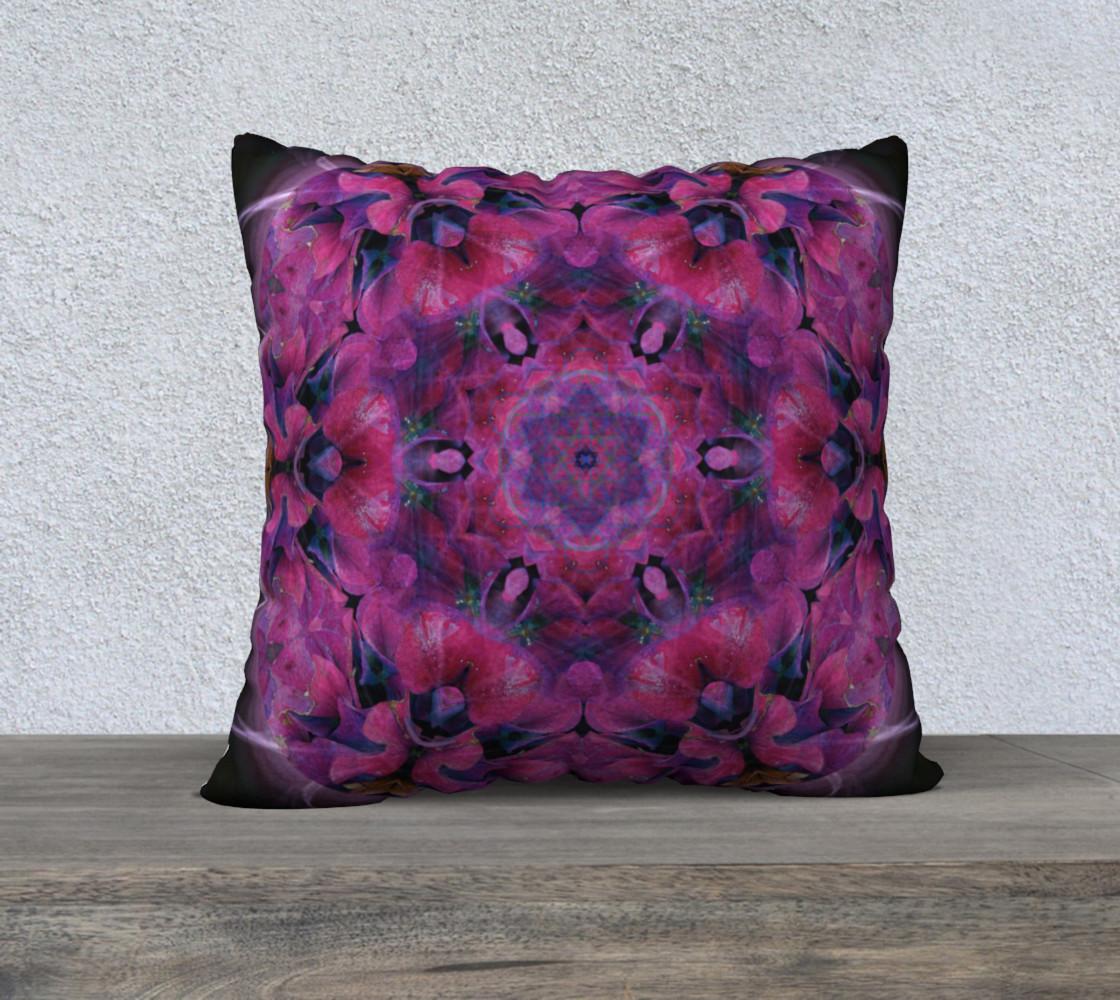 Hydrangea Pillow preview #1