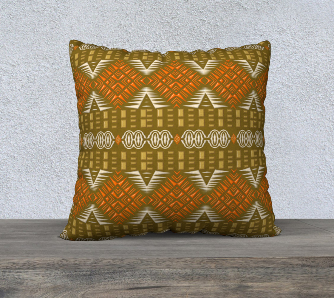 Ethnic african tribal pattern Miniature #2