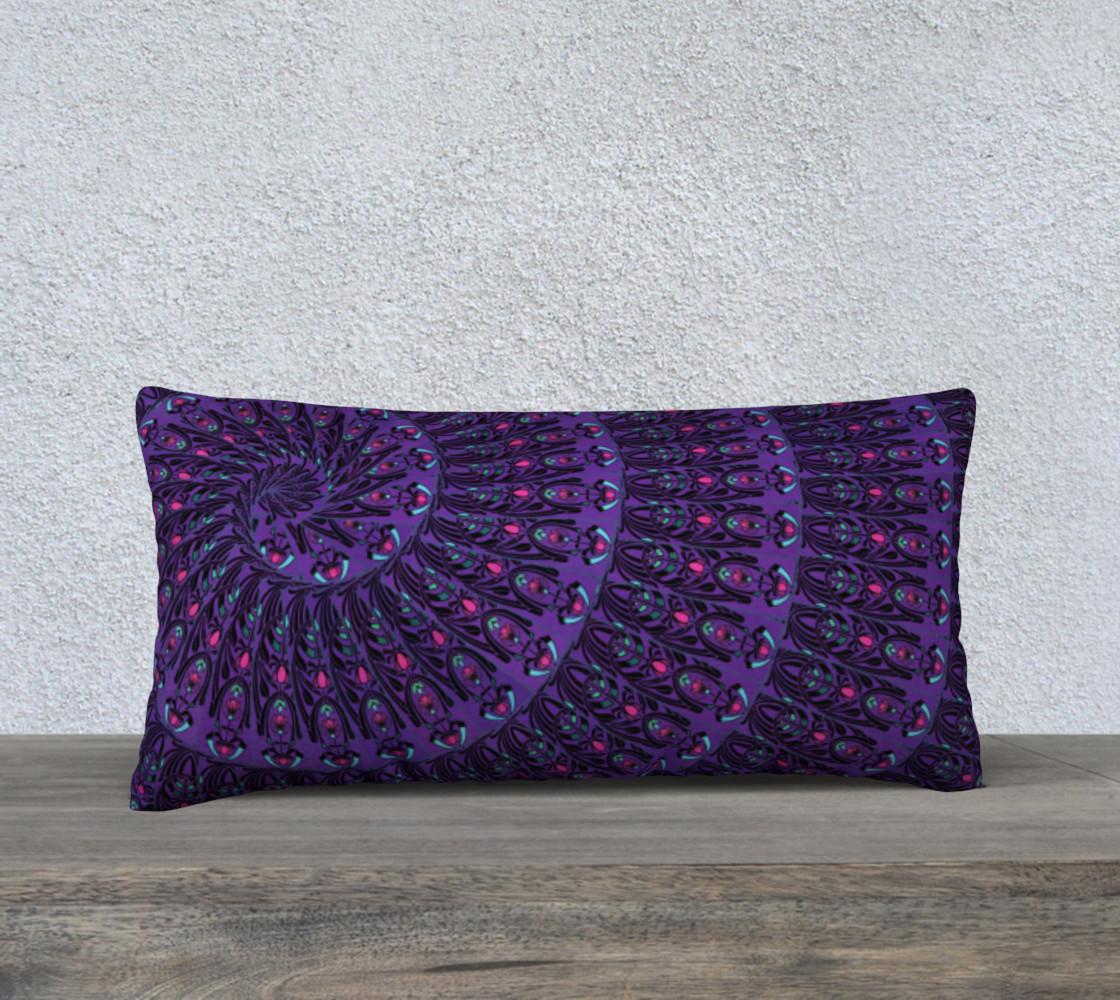 Nouveau Expansion II 24 x 12 Pillow Case preview #1
