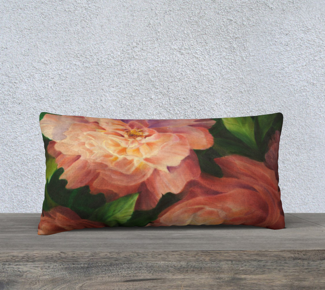 Spring Floral 12 X 12 Pillow Case preview #1