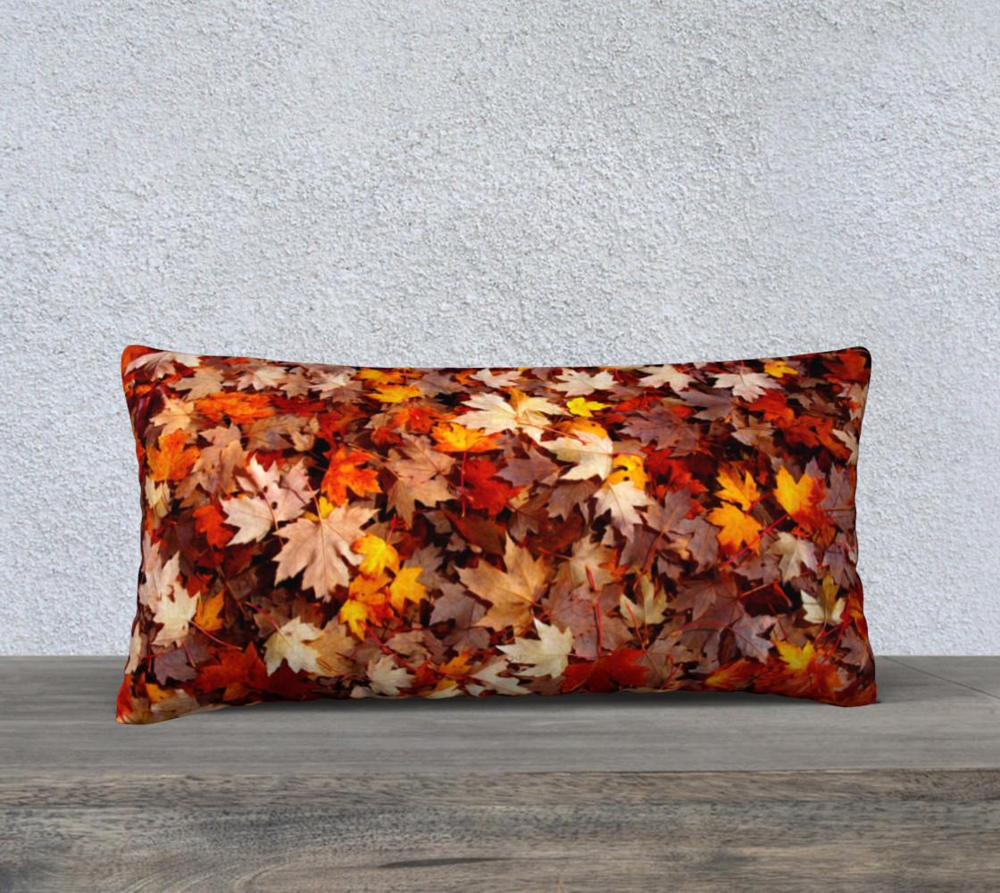 Aperçu de Feuilles d'érable d'automne / Autumn Maple Leaves #1