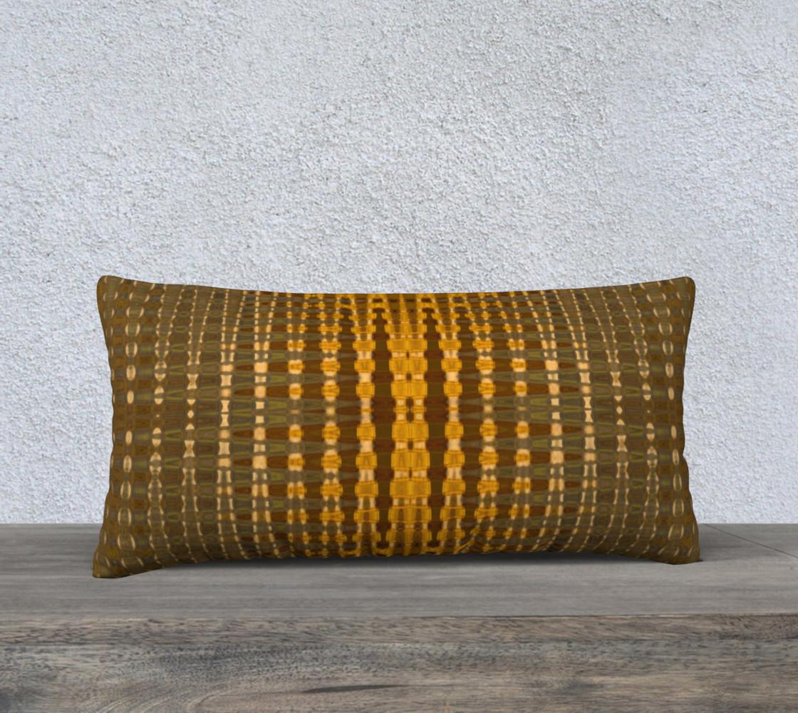 Yellow Gold Khaki Pattern design  preview #1