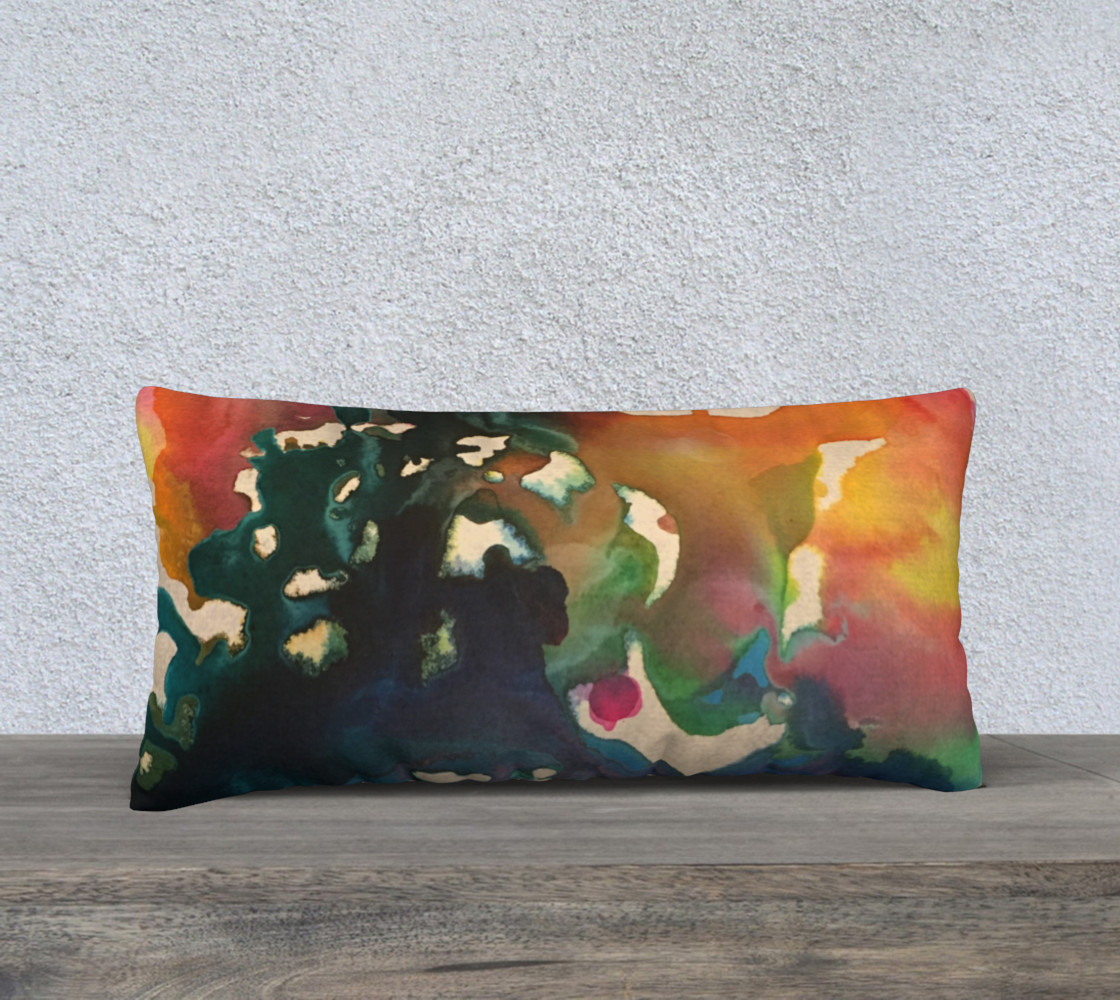 In Streams of Light Pillow Long preview #1
