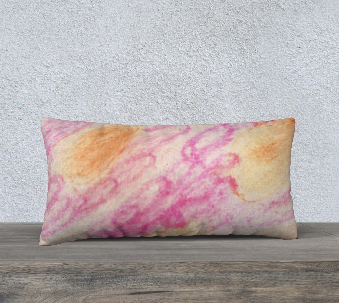 Pink Floweret Pillowcase Style2 preview #1
