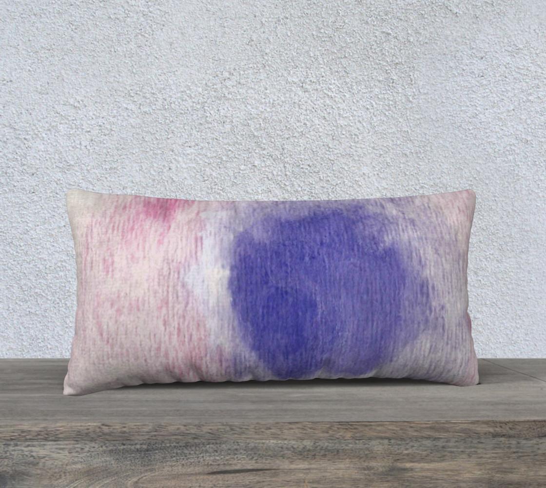 Pastel Floral Dream Pillow Case Style2 preview #1