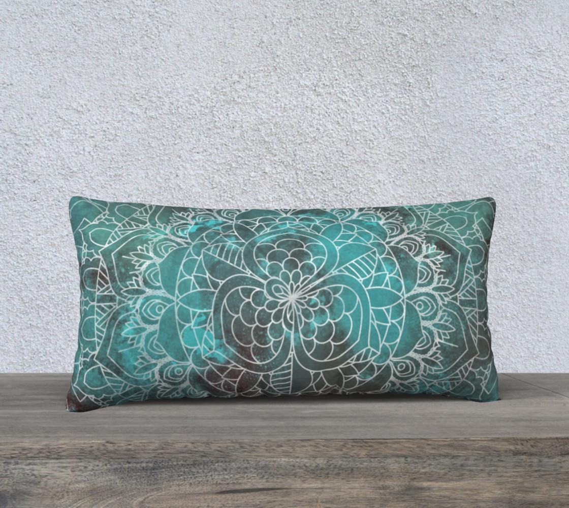 Hippie Mandala Pattern Design preview #1