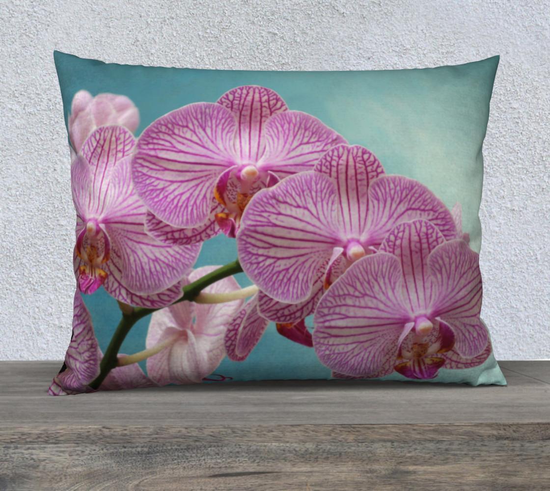 Purple Orchid 26 x 20 Pillow Case preview #1