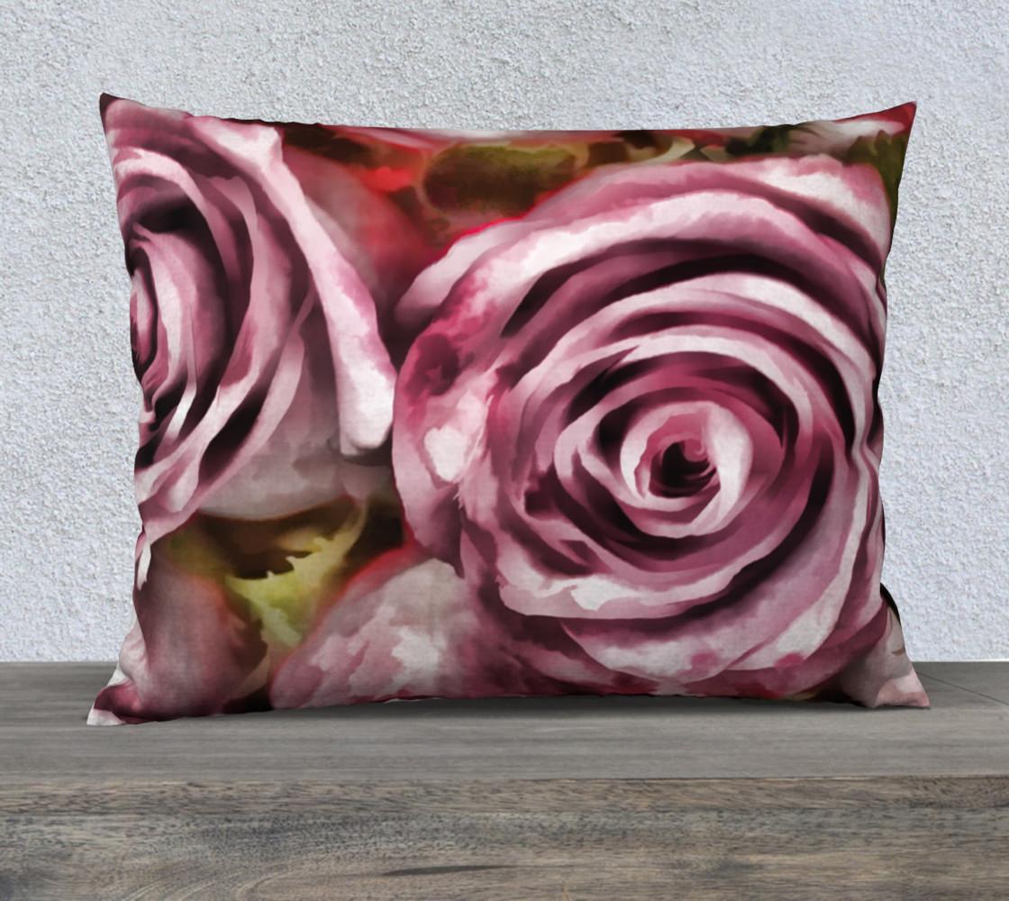 Aperçu de Painted Roses #1