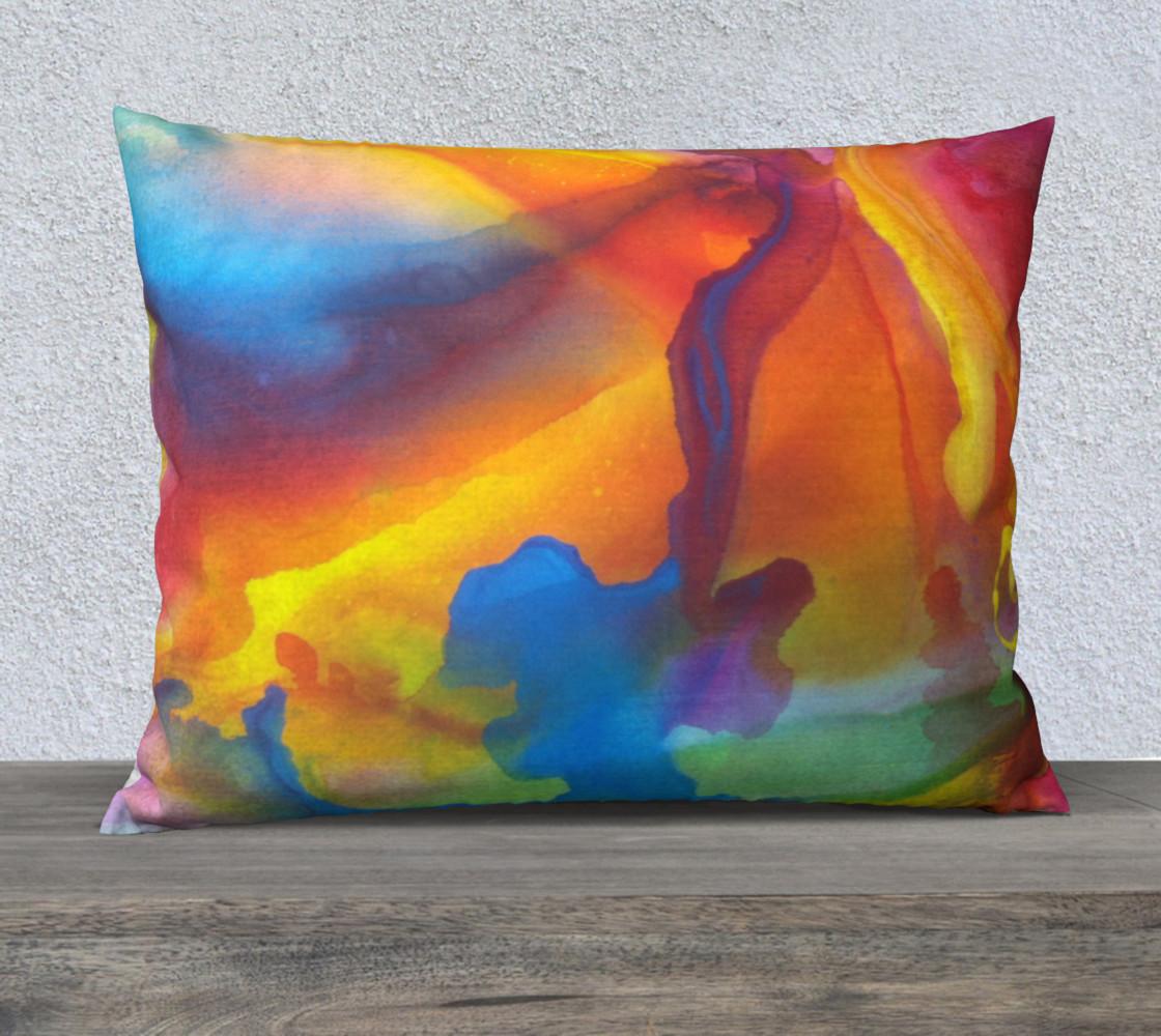 Summer Swirl Pillow L preview #1