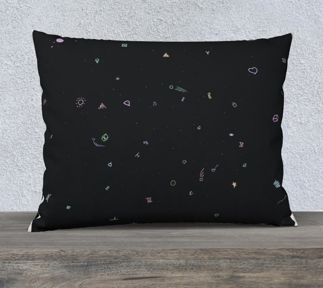 Cosmic (26x20 Pillow) preview #1