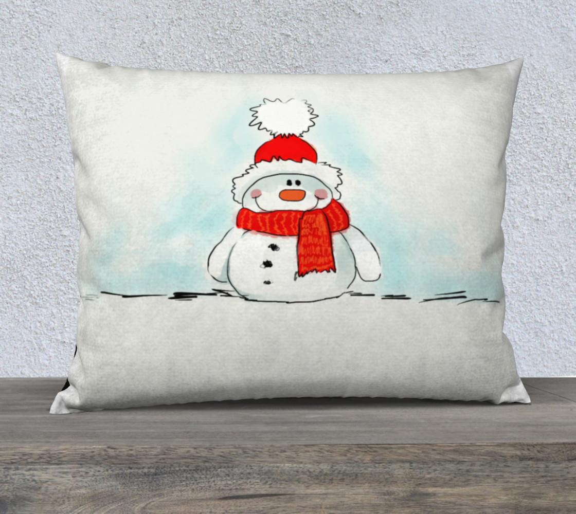 Smiley Snowman preview #1