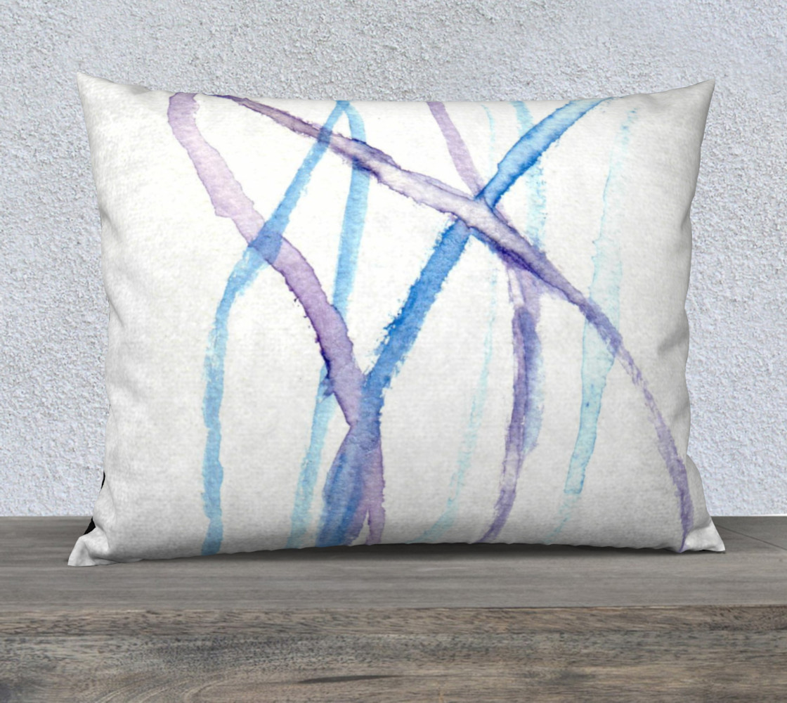 Lines Pillow Case Style3 preview #1