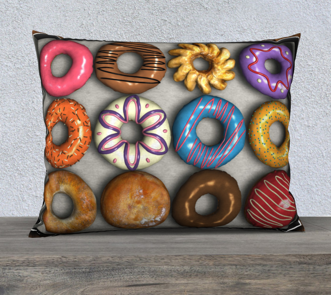Box of Doughnuts preview #1