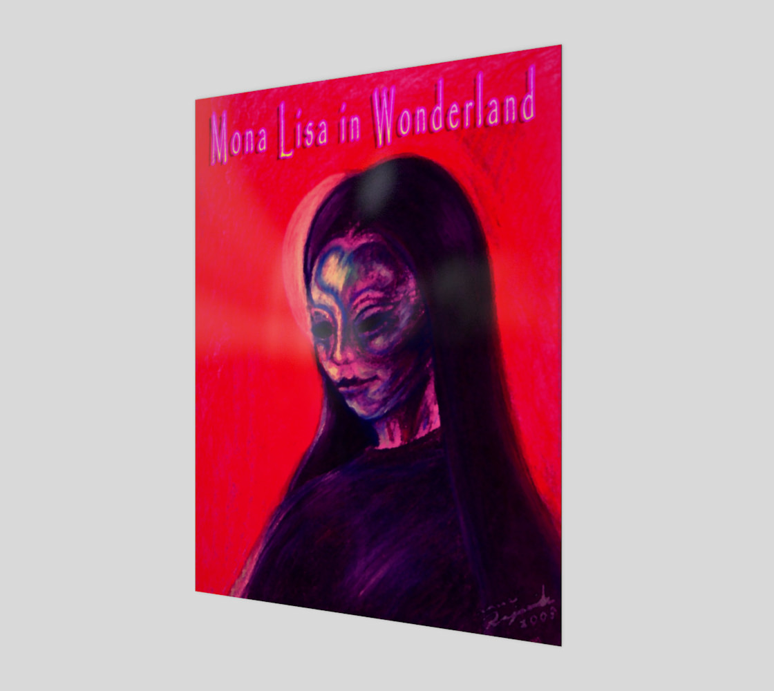 Mona Lisa in Wonderland preview #1
