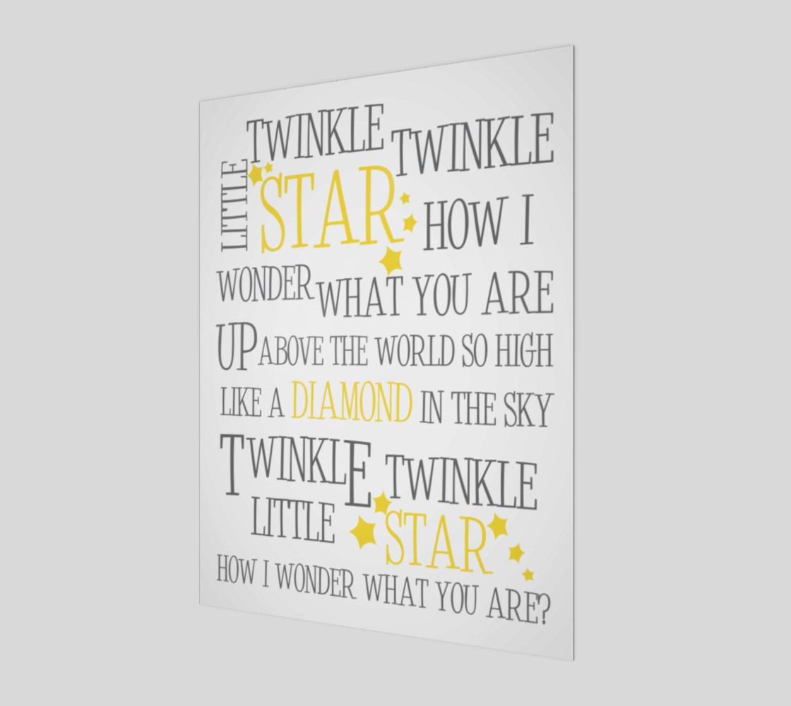 Twinkle twinkle little star.__(' preview')