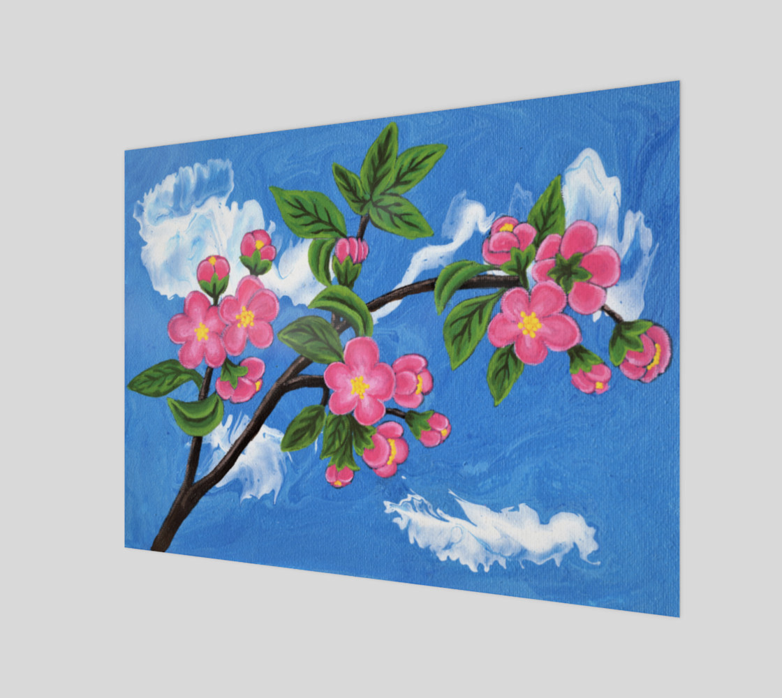 Cherry Blossom Branch preview #1