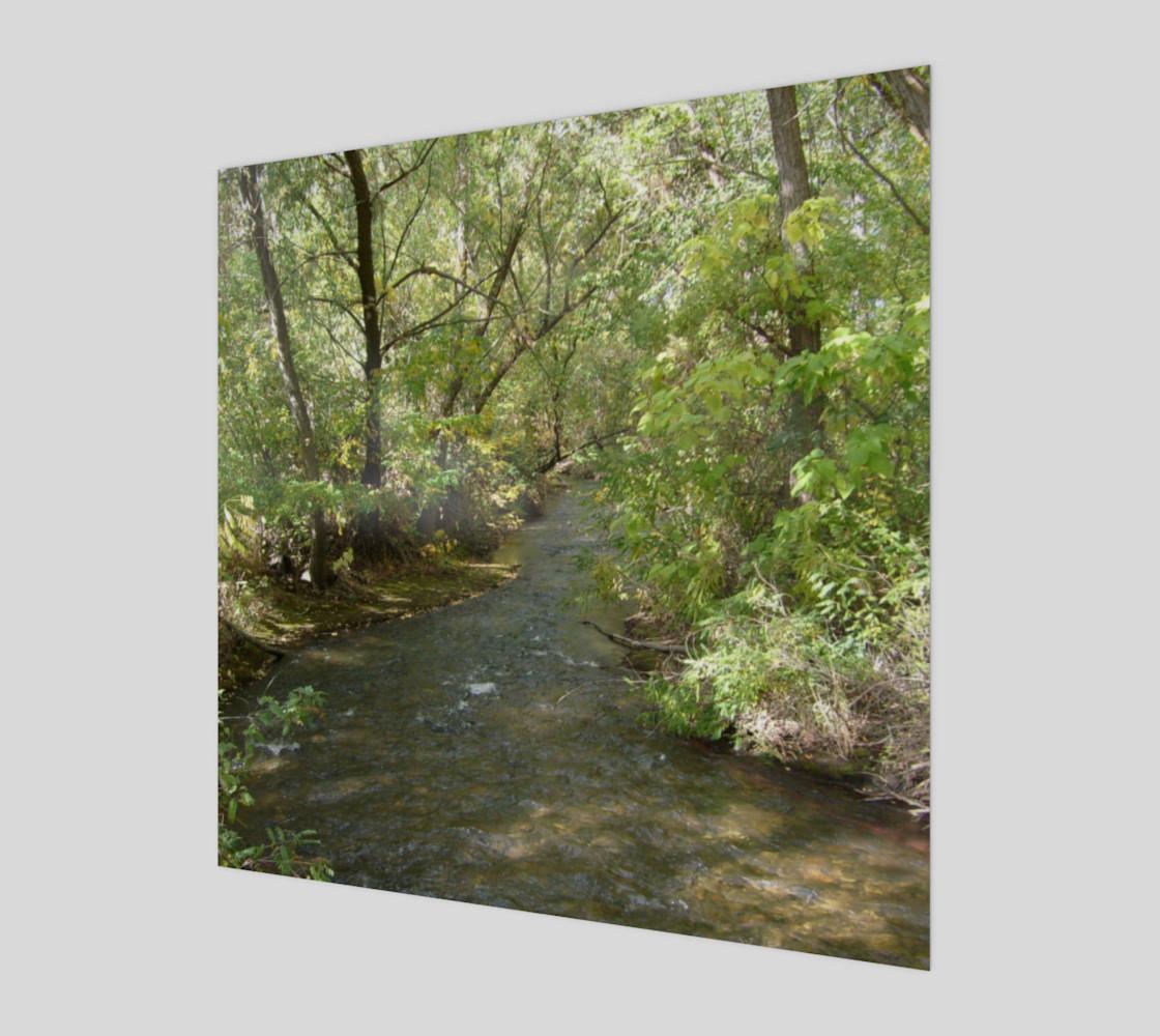 Creek Wall Art preview #1