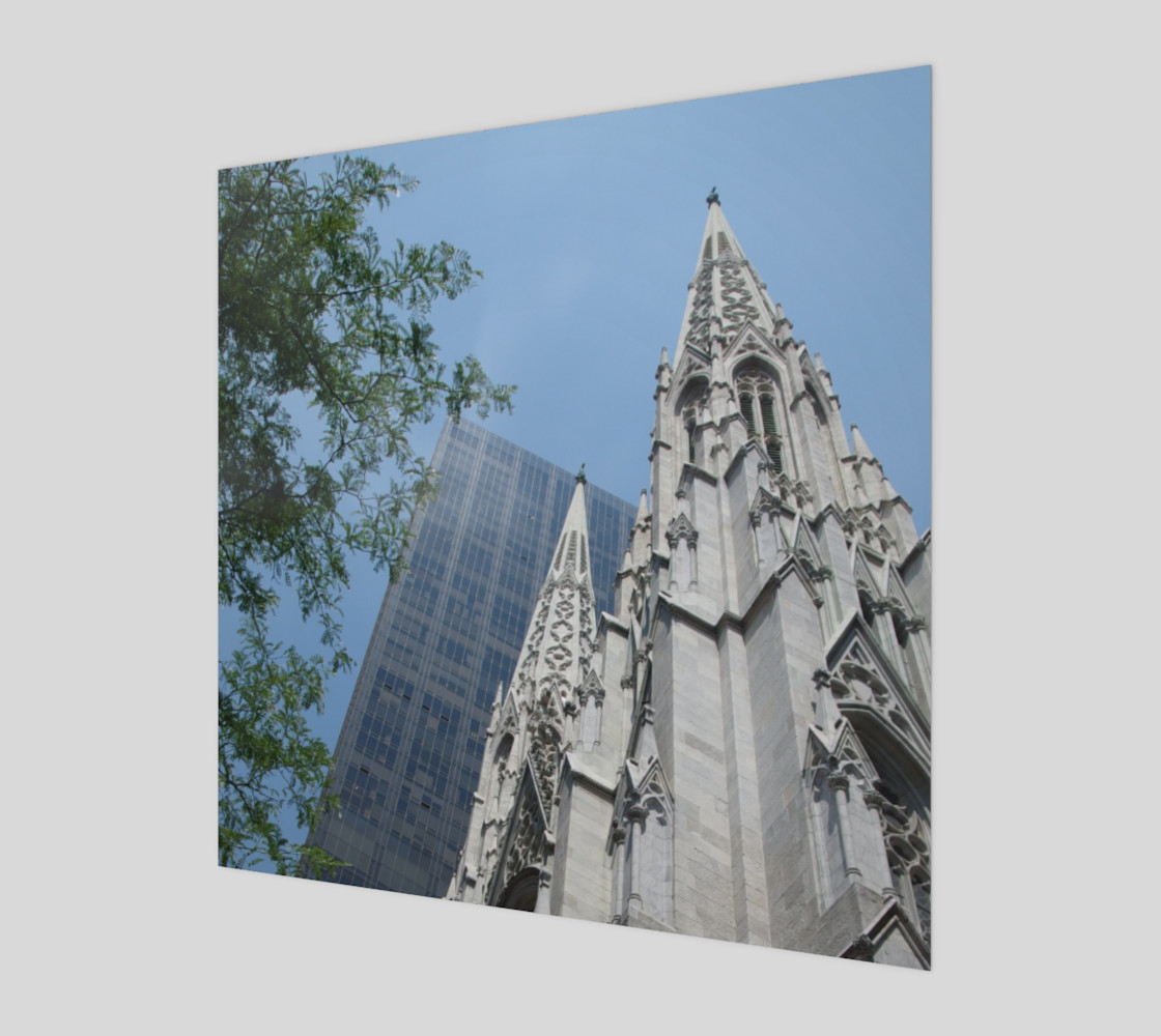 St. Patrick's Cathedral NYC preview #1