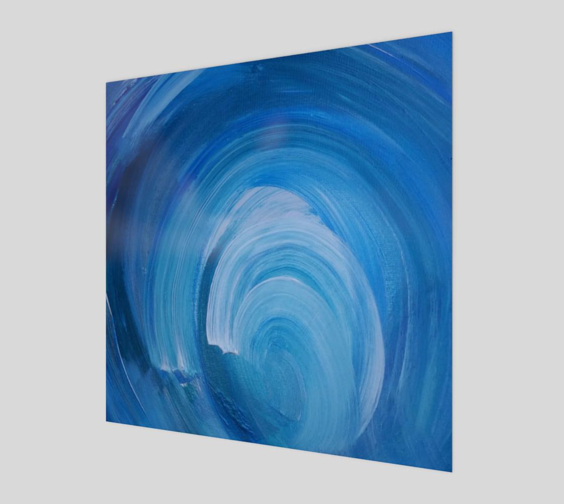 Aperçu de WhirlWave Painting by Janet Gervers #1