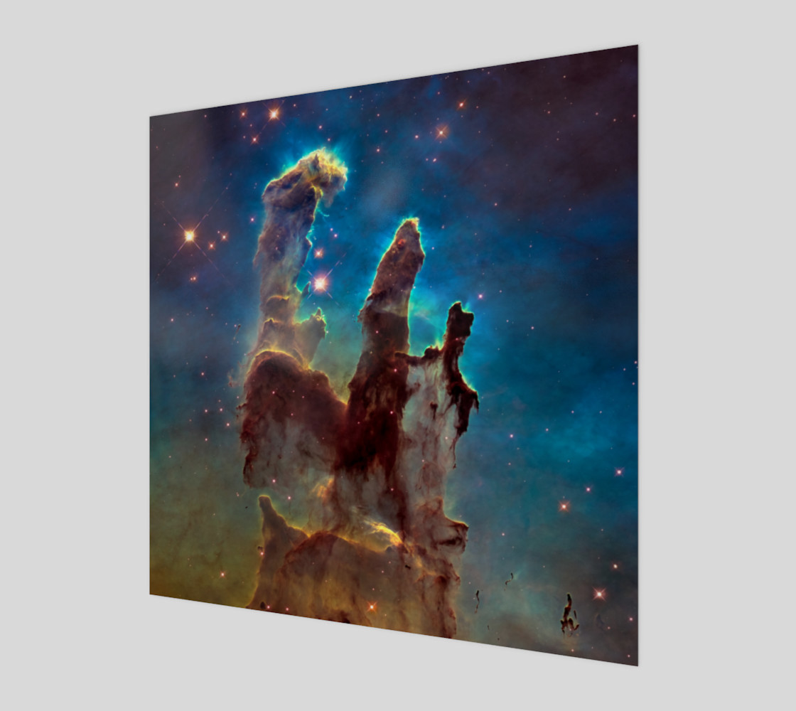 Pillars of Creation preview #1