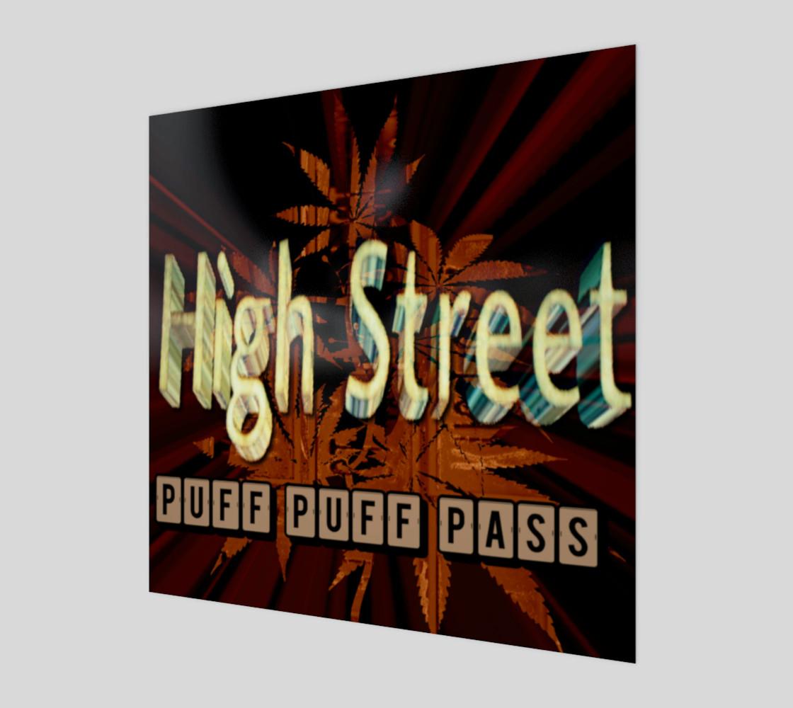 High St. Puff Puff Pass preview #1