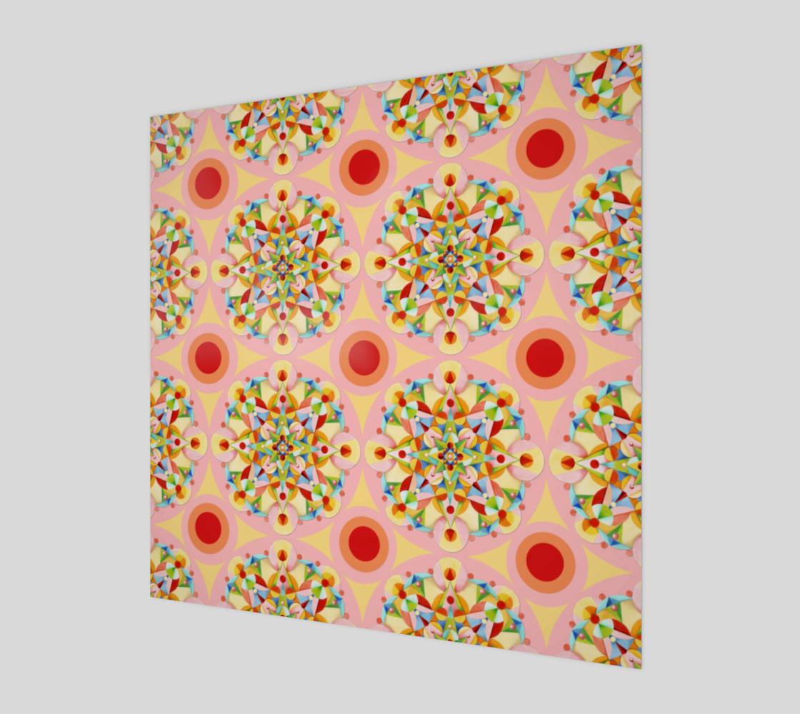 Aperçu de Groovy Pastel Confetti #1