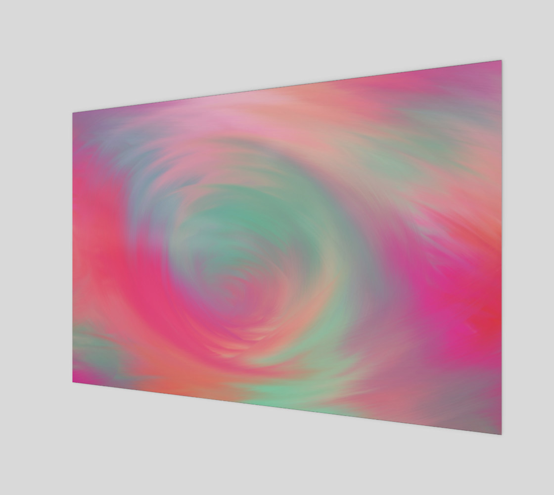 """Pastel Perfect Wall Art 12"""" x 8"""" preview #1"""
